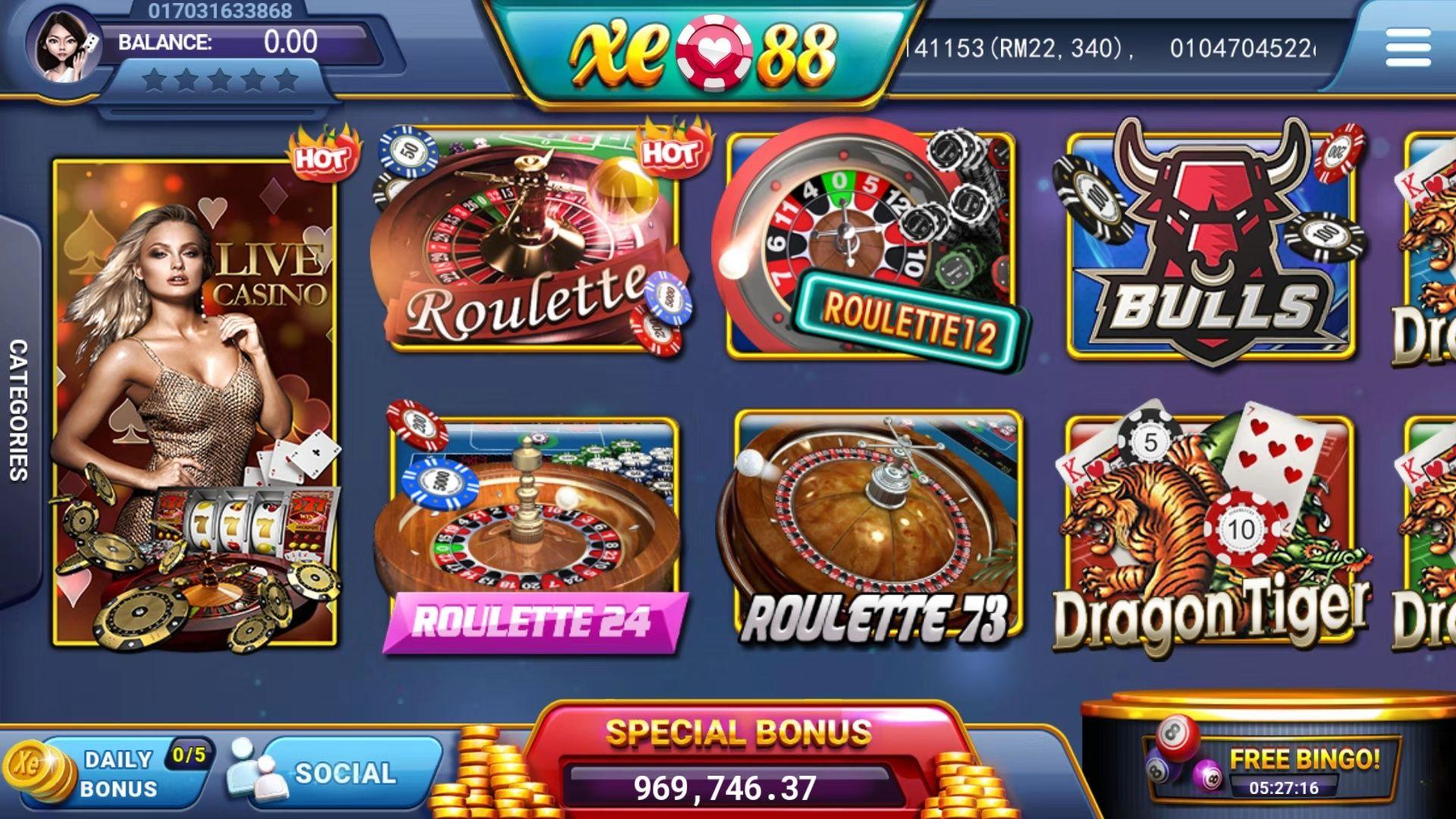 Casino Net Download Client